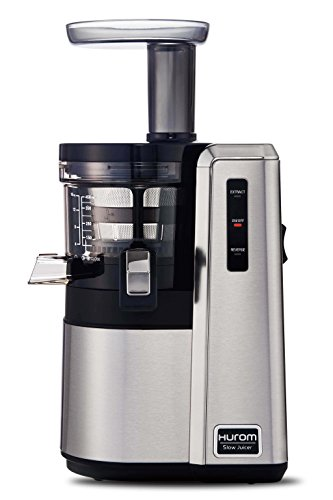 Slow Juicer Best I Test 2017 : HUROM HZ Slow Juicer, Silver Best Juicer to Buy - Best Juicer Reviews